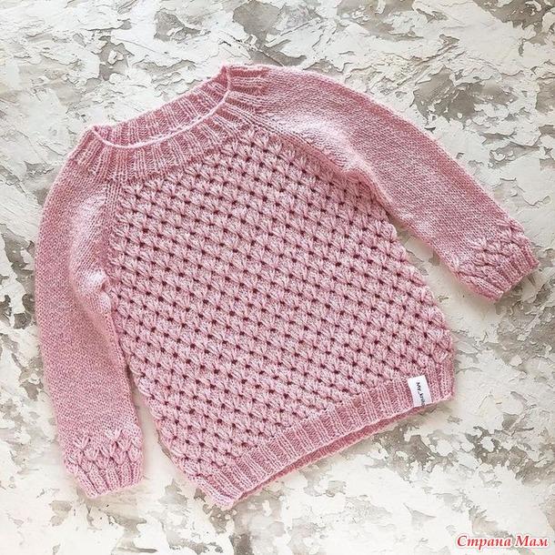 Ищу схему свитера.