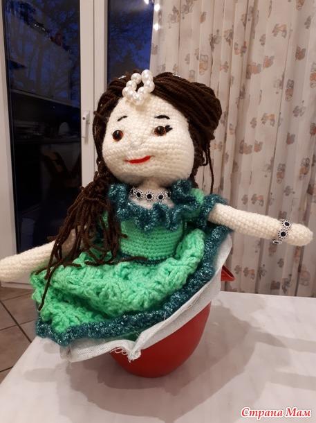 Моя красавица Куколка-хранительница по онлайну Juliya 80