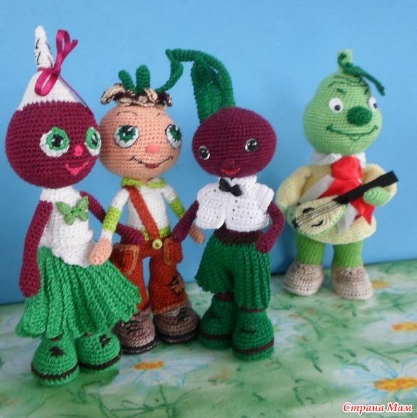 Чиполлино и его друзья (сказочный марафон)