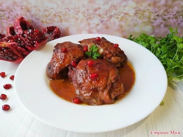 Курица в разы вкуснее с этим маринадом, а еще сочная и с карамельной корочкой!
