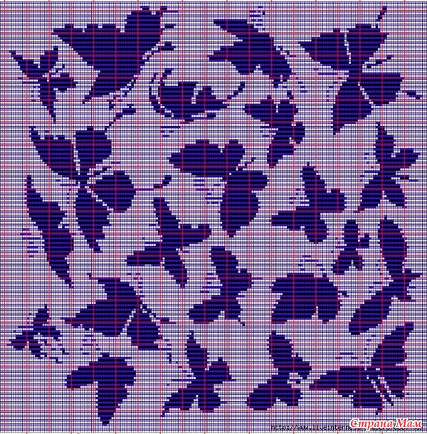 Иллюзорное вязание