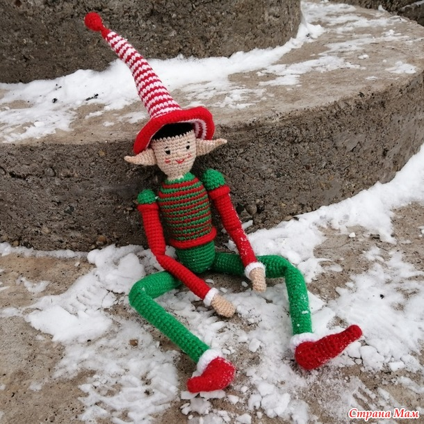Помощник Дедушки Мороза (новогодний конкурс)