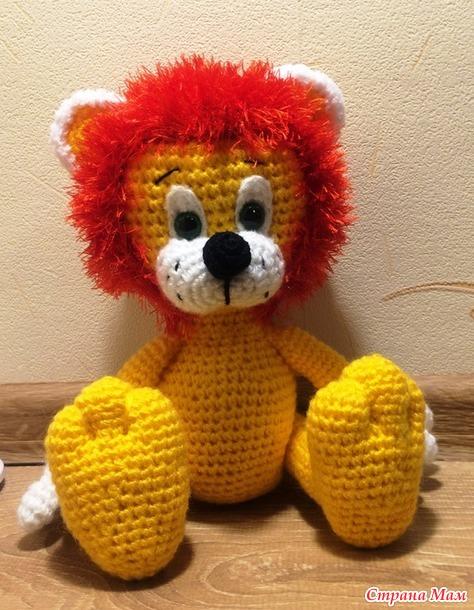 Любимый львенок родом из детства