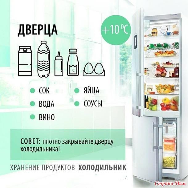 Марафон порядка - День 6 - Ревизия холодильника