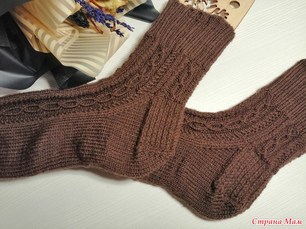 Варежки, носочки