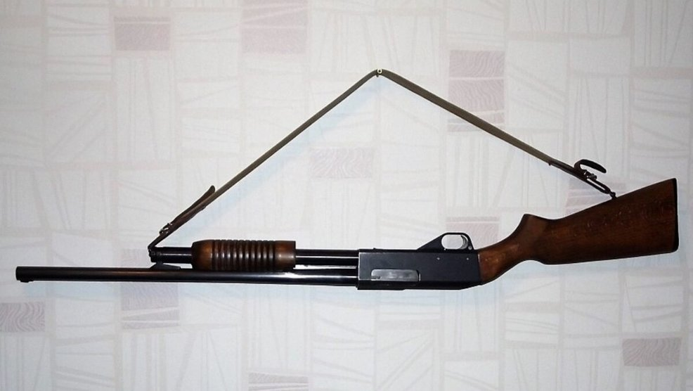 ружье на стене фото добавлять другие специи