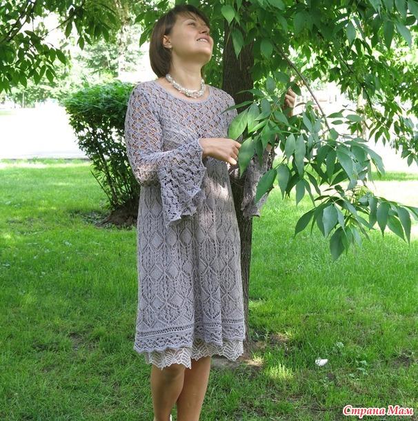 Платье-туника Noctua Tetra.
