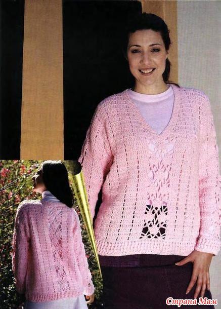 Вязание для взрослых. Крючок № 1/2005 год