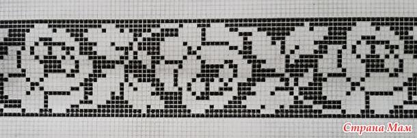 Джемпер Lavender из пряжи Омбре, поперечное вязание. Подробное описание