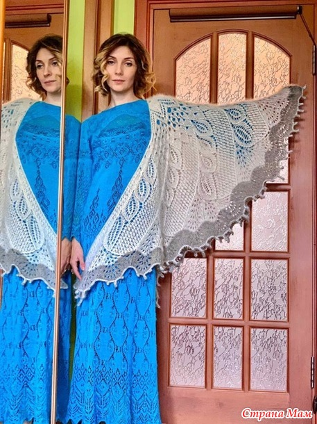 Платье    Зимушка  - Зима
