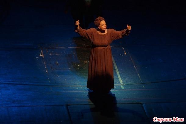 """Идем во МХАТ имени М. Горького. """" Ромео и Джульетта"""". Впечатления."""