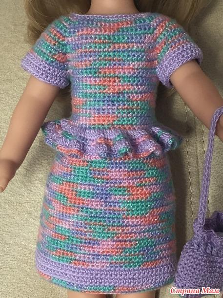 Новые наряды для куклы Paola Reina.