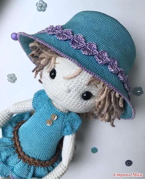 Новая девчушка-куколка