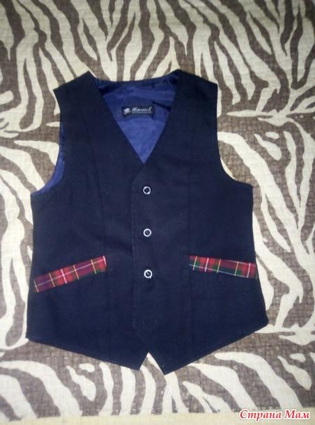 Продам школьную одежду для мальчика