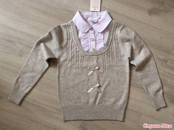 Продам блузку-обманку новую, Россия, Москва-Балашиха