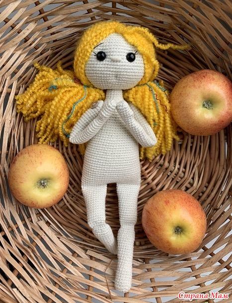 Девочка Лето, или моя новая куколка