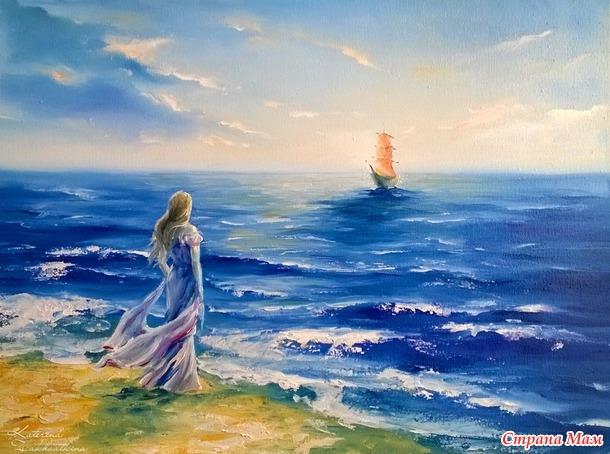 """Конкурс """"Море зовет"""""""