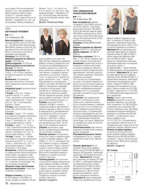 Летний топ из журнала Burdа Special. Creazion №3 2020