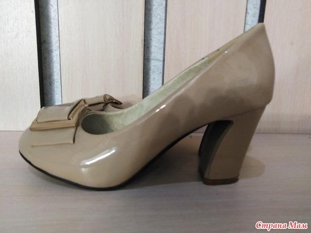 Россия. обувь летняя, женская,37-38 размер, б. у