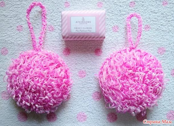 Взрыв на карамельной фабрике или розовые июньские мочалки