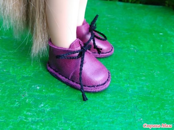Ботиночки и туфельки для паолочек