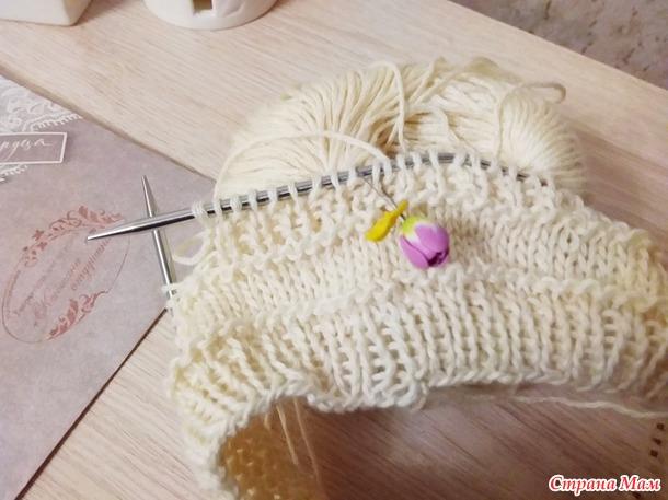 Помощники в творчестве. Часть 4. Для чего и кому нужны маркеры для вязания?