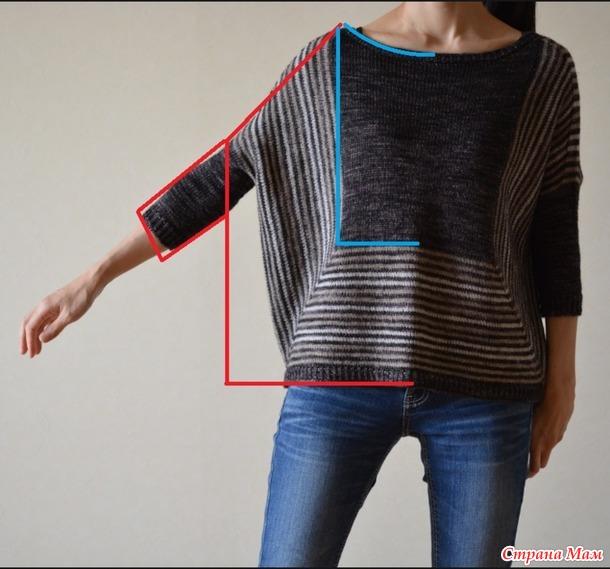Вяжем пуловер True Friend от Veera Vаlimаki. Спицы. Дополнение 23.03.20
