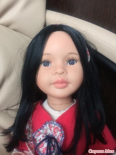 Шарнирная Мэй от Паола Рейна 60 см.. Моя красавица.