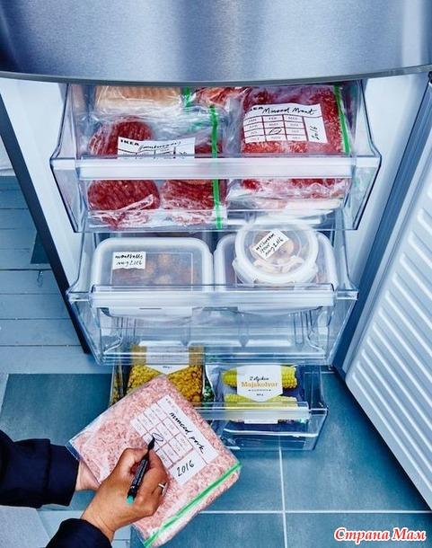 Марафон расхламления - День 6 - Холодильник