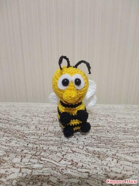 Ромашки и пчёлки. Летний  конкурс.