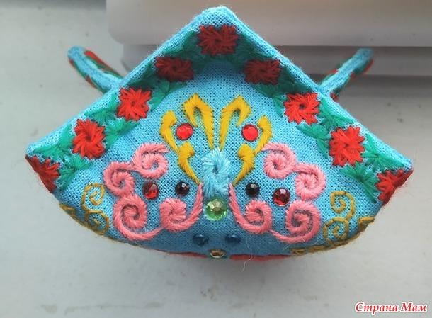 Тюльпанчик Бабочки