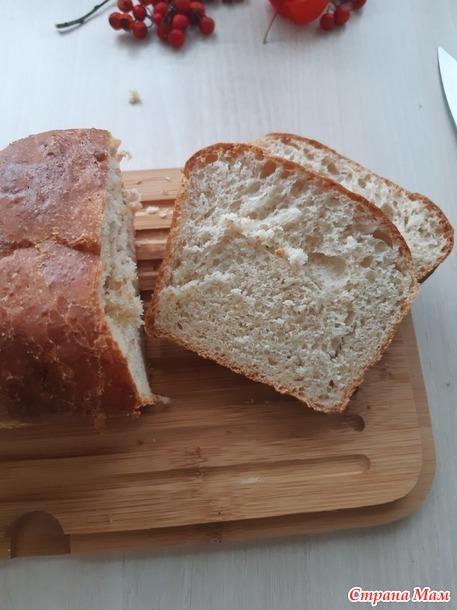 Хлеб для тостов.