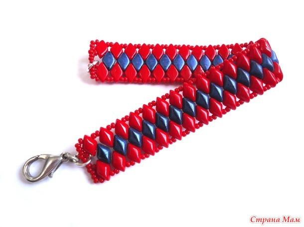 Мужские браслеты из бусин Gemduo.