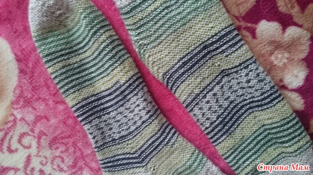 Носки методом хеликс