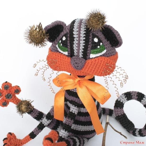 Позитивный котик успел-таки на День Рождения!