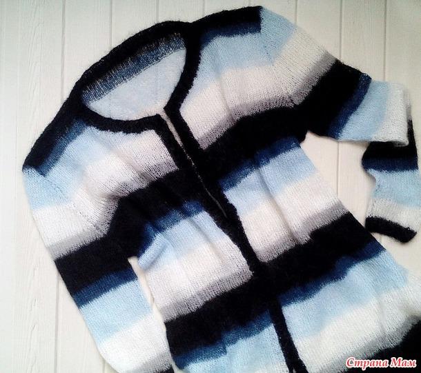 Остатки - сладки (вязание!!!)