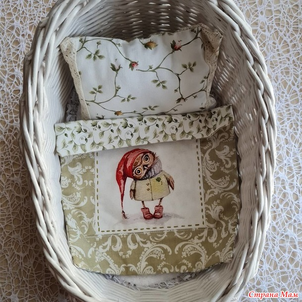 Кроватки, люльки для кукол и других игрушек