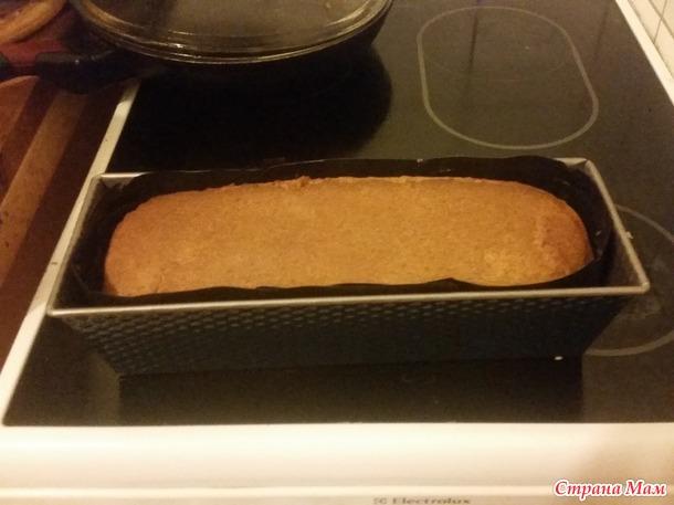 Хлеб из цельнозерновой спельтовой/полбяной муки