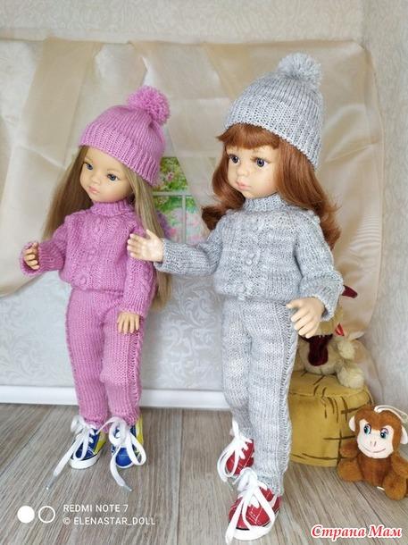 Комплекты для кукол Paola Reina