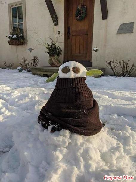 Из жизни снеговиков - 2