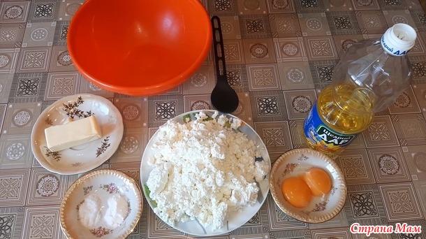 Плавленый сыр на сковороде