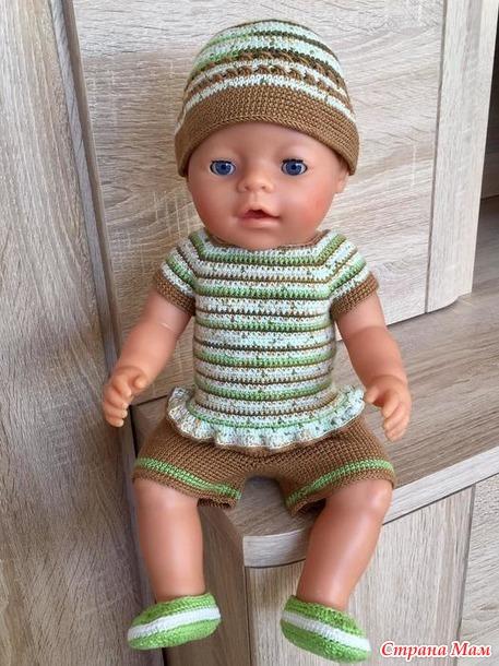 Кукла Baby Born.