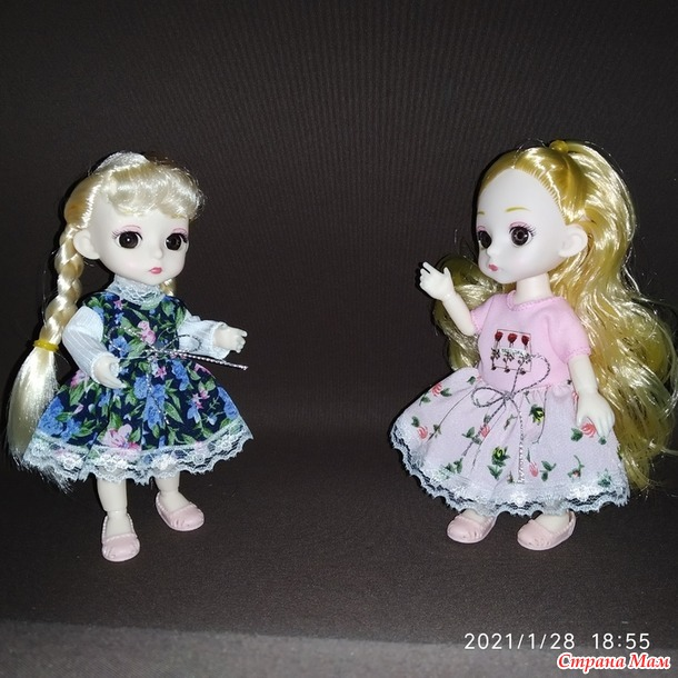 Принимайте новичка))) Я купила себе сразу двух моделек