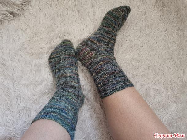 Мои стратегические запасы носков