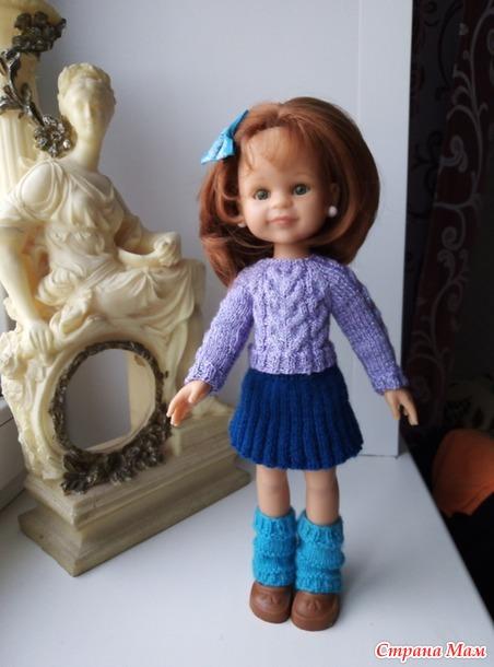 одеваю куколок