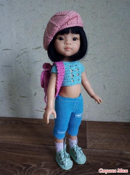 Путешествуем с куклами
