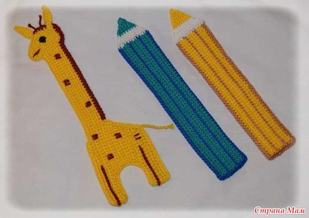 Забавные коврики-игрушки, закладки, следочки с аппликацией (ликвидация остатков)
