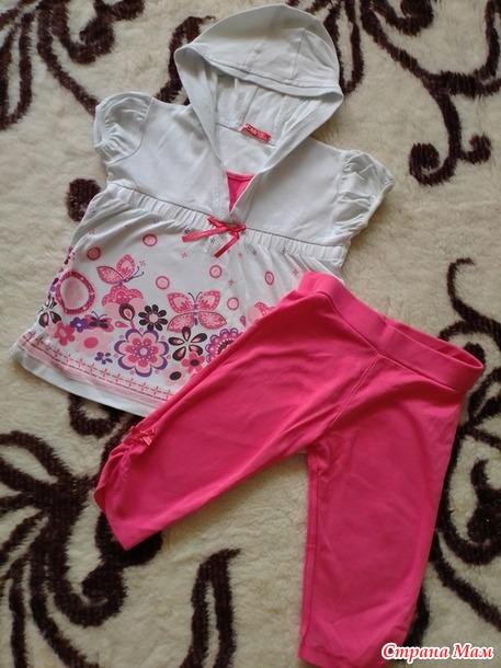 Продам одежду б/у для девочки