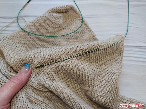 Как быстро и просто распустить вязаное изделие, при этом не потерять петли.