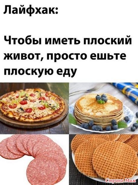 Про еду и про диету. 34